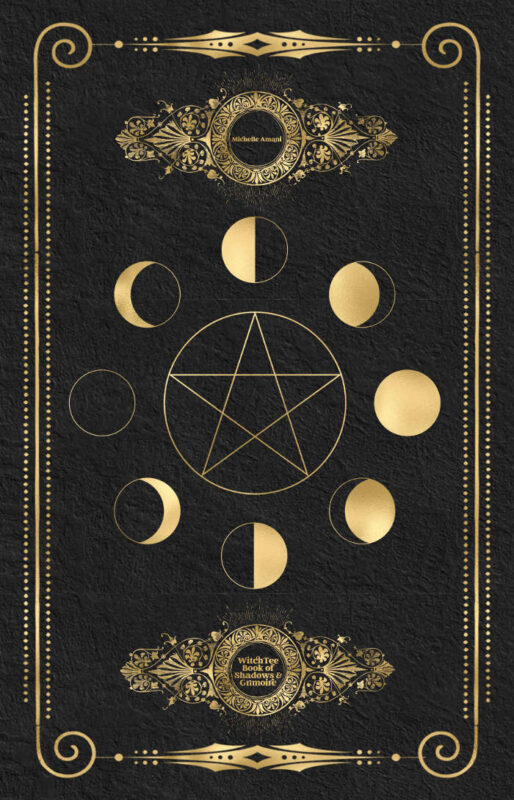 WitchTee Book of Shadows & Grimoire